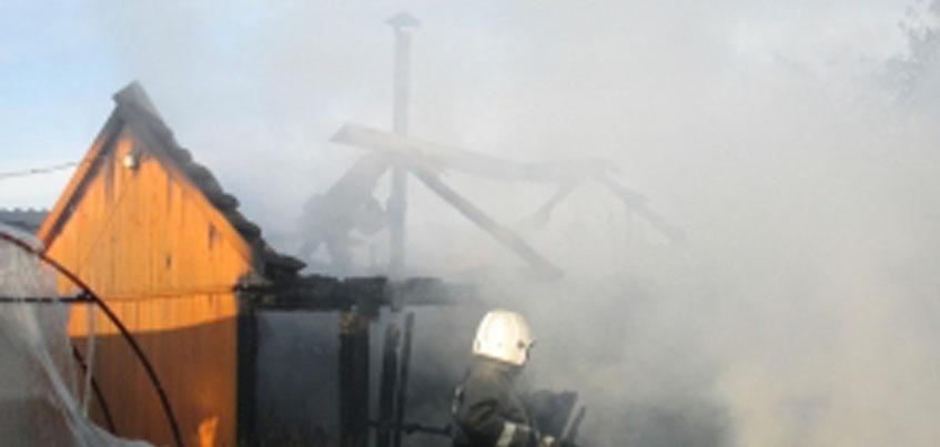 За 8 августа в Удмурти произошло 5 пожаров