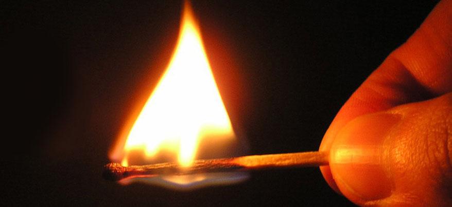 25-летняя ижевчанка подожгла дом своего собутыльника