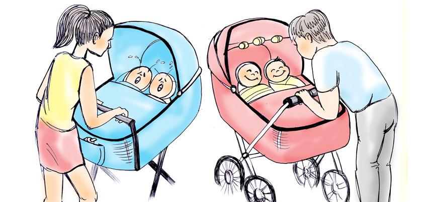 Ижевская статистика: в городе за неделю родилось четыре двойни