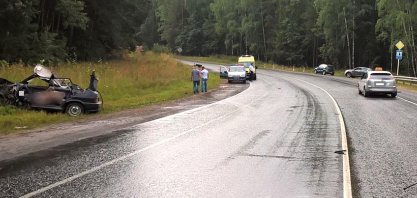 Водитель «МАЗа», случайно погубивший в ДТП двух человек, перенес инфаркт миокарда