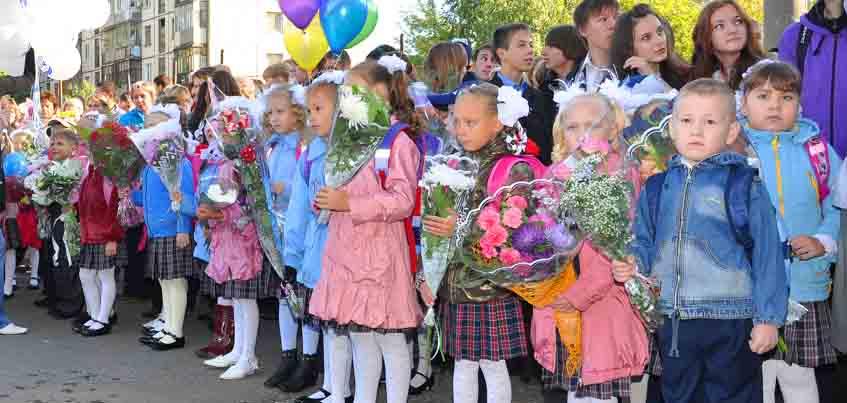 «Минимальный набор первоклассника» в этом году обойдется жителям Удмуртии в 10700 рублей