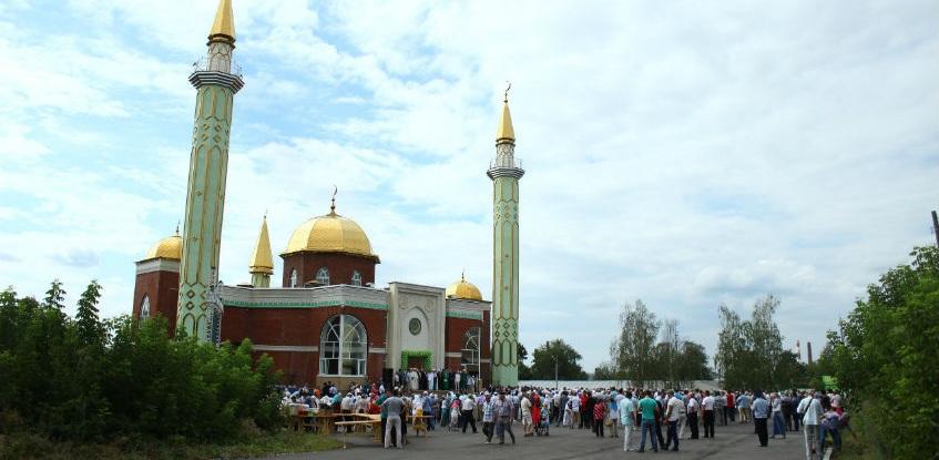 Прихожане собрали 42 млн рублей на строительство центральной мечети Ижевска