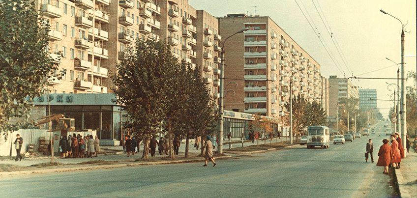 История улицы Горького в Ижевске: однажды в подвале пивной нашли скелет