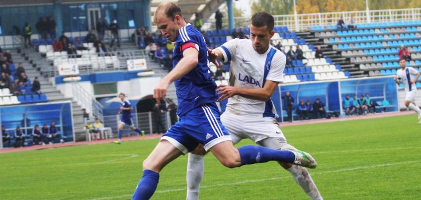 Ижевская команда «Зенит» сыграла вничью с новотроицкой «Ностой»