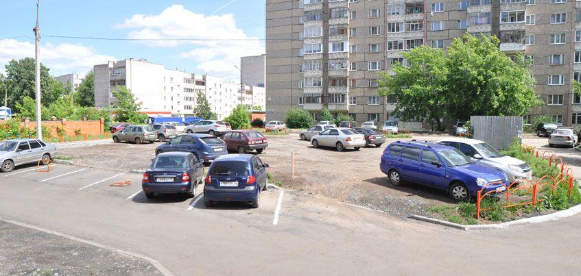 Платные автостоянки в Ижевске продадут на торгах, согласно требованиям закона