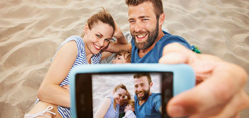 Пришлите семейное фото и выиграйте профессиональную фотосессию!