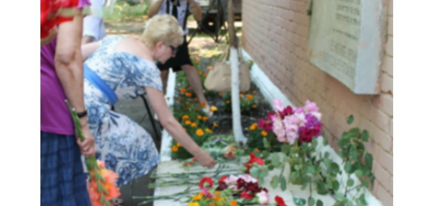 Ижевчане почтили память жертв политических репрессий