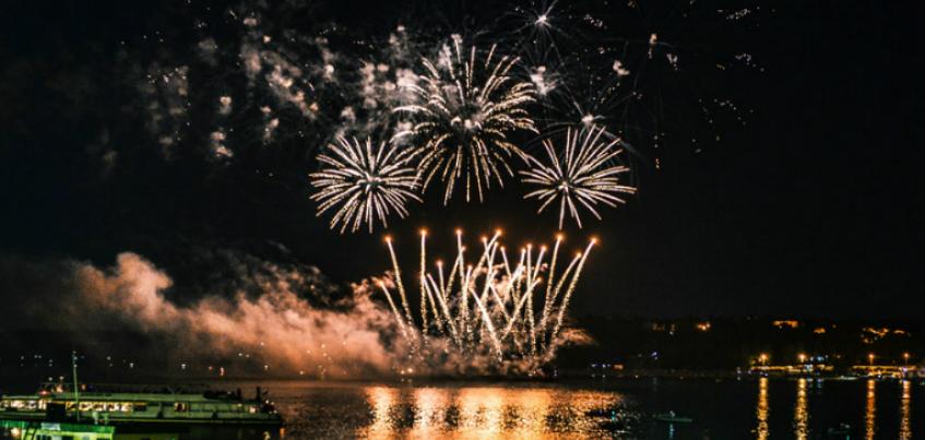 Команда из Ижевска стала призером международного фестиваля фейерверков в Костроме