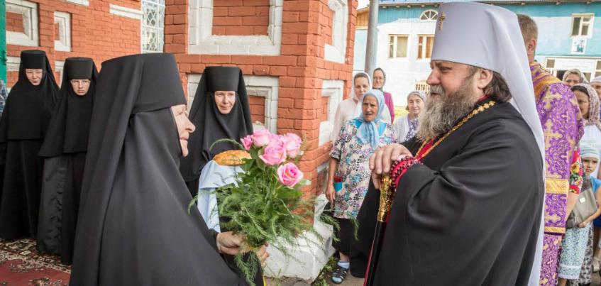 В Завьяловском районе Удмуртии открылся женский монастырь