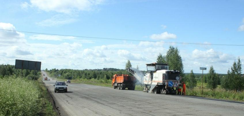 Удмуртия попала в госпрограмму по строительству новых дорог