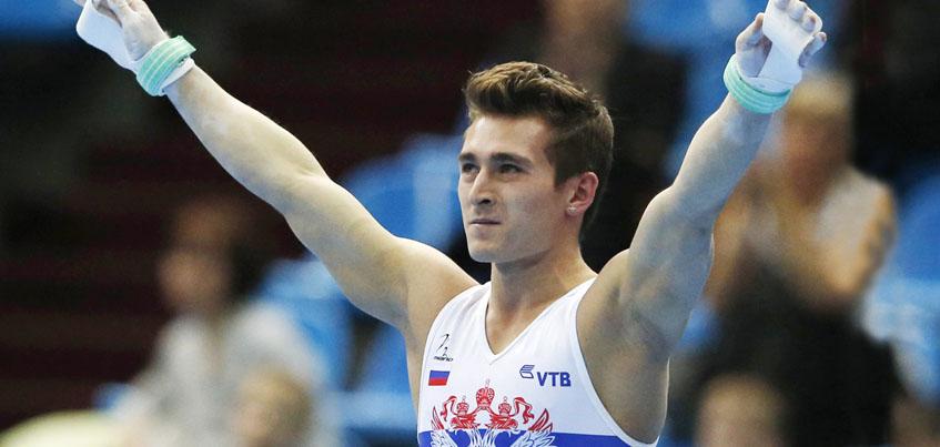 Воткинский гимнаст Давид Белявский в упражнении на коне остался без медали