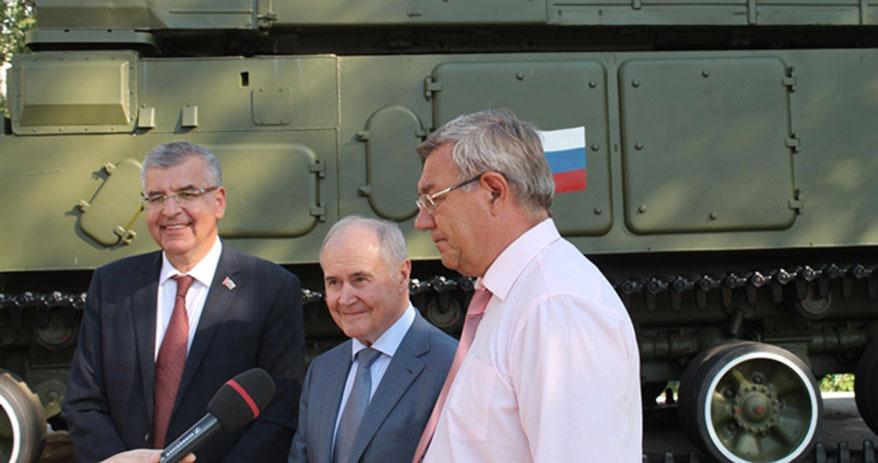 Ижевск и Пермь работают над совместными инвестиционными проектами