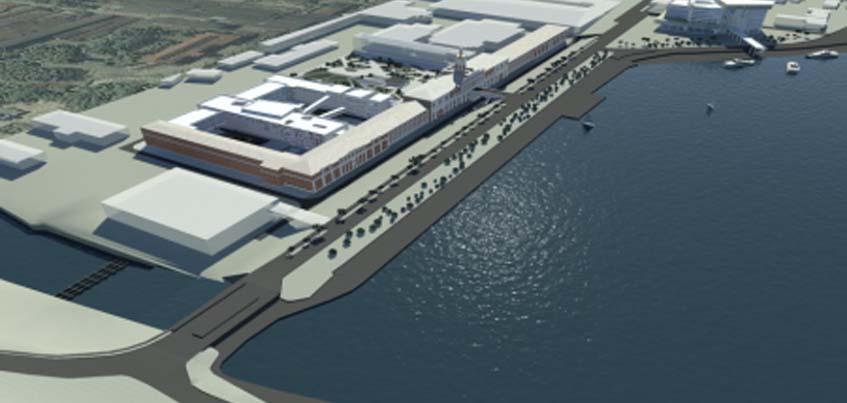 В проекте «Ижевский завод» может появиться IT-парк и музей оружейников-кафтанщиков