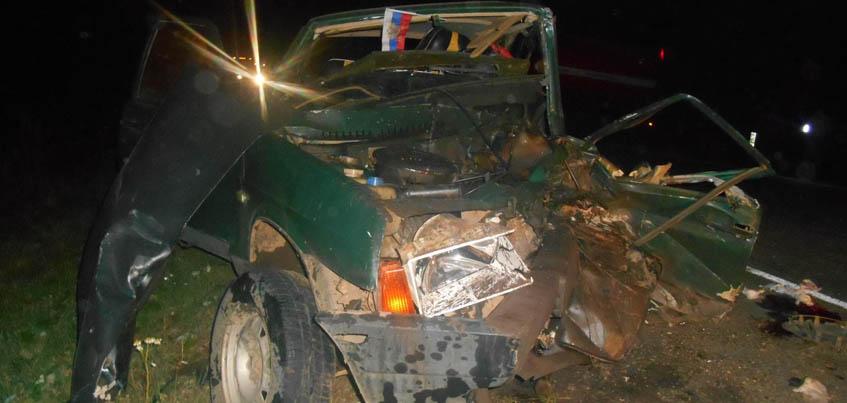 В Удмуртии в ДТП погиб 39-летний водитель, столкнувшийся с водителем-новичком