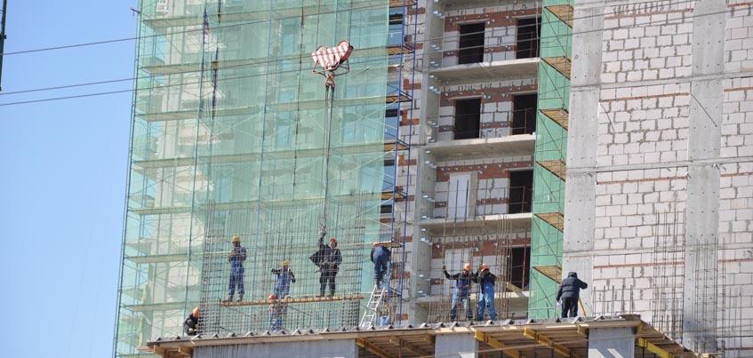 Удмуртия заняла 6 место среди Приволжья по количеству введенного жилья