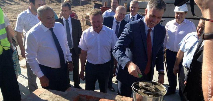 В Воткинском районе Удмуртии появится новый спортивный комплекс