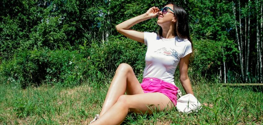 Погода в Ижевске: В выходные сохранится аномально теплая погода