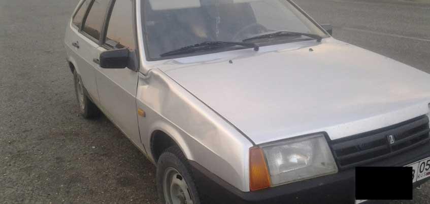Полицейские обнаружили в Дагестане автомобиль, угнанный в Ижевске