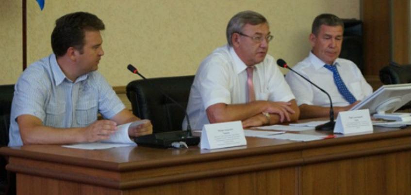 В Ижевске состоялось заседание Координационного совета по патриотическому воспитанию