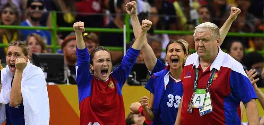 Итоги пятнадцатого дня Олимпиады в Рио: сенсационная победа российских гандболисток