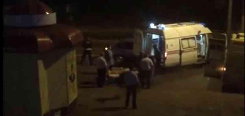 Реанимобиль с двумя тяжело раненными мужчинами попал в ДТП в Ижевске