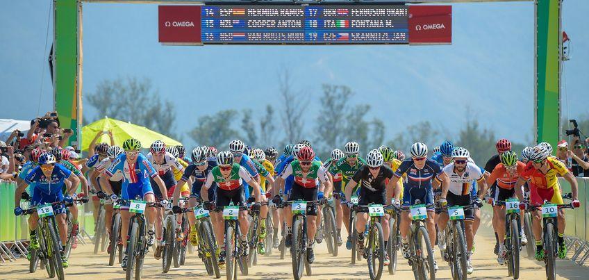 Ижевский маунтинбайкер Антон Синцов финишировал 12 на Олимпиаде в Рио
