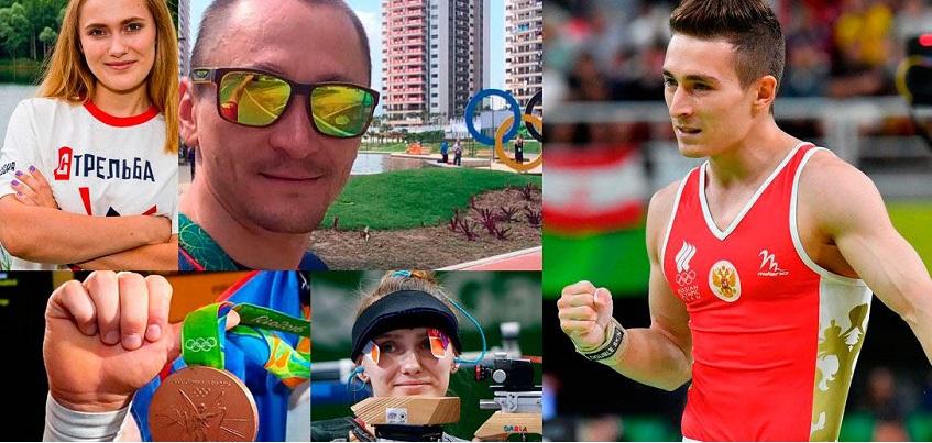 Олимпиада-2016: Белявский заработал больше 6 миллионов рублей, Синцов получил опыт и благодарственную грамоту