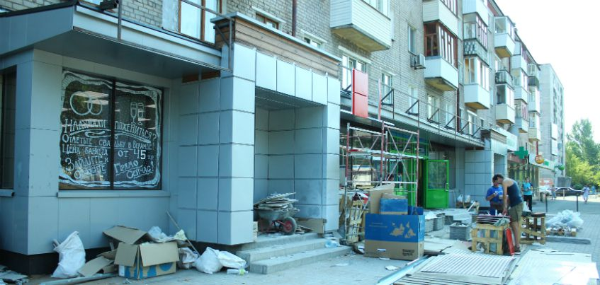 На месте ресторана «Веранда» в Ижевске откроется магазин «Пятерочка»