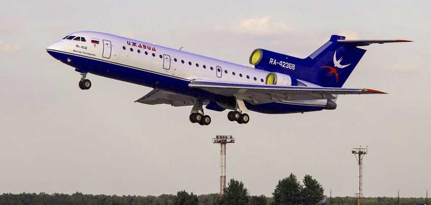 Регулярный рейс «Ижавиа» «Ижевск-Санкт-Петербург» будет работать и осенью