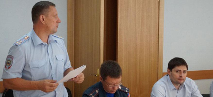 В Ижевске в преддверии выборов прошло заседание Антитеррористической комиссии