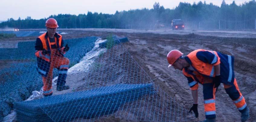 В Удмуртии состоялось закрытие студенческой стройки «Камский мост»