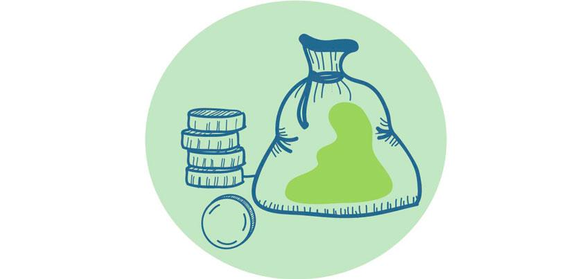 Бюджет Ижевска к августу наполнен всего на 44%