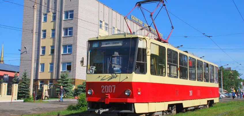 Из-за ремонтов 26 и 27 августа изменится движение трамваев № 2, 5 и 10