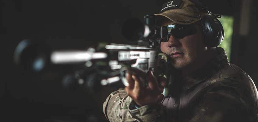В ижевском концерне «Калашников» начали испытывать новую снайперскую винтовку
