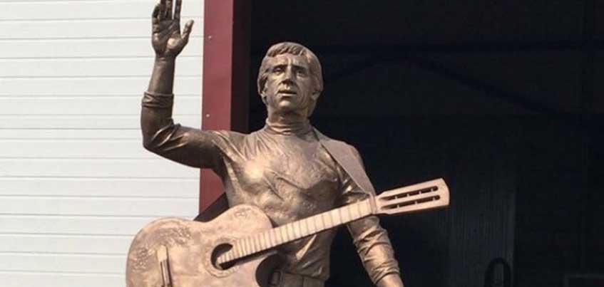 3 сентября в Воткинске в Удмуртии состоится торжественное открытие памятника Высоцкому