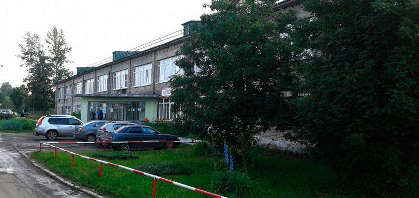 В ижевской больнице №3 произошло короткое замыкание