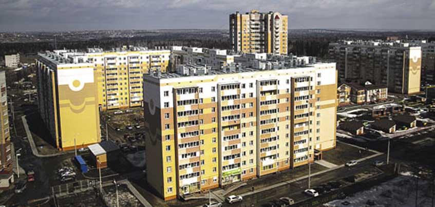 Новую школу в микрорайоне «Столичный» Ижевска достроят к декабрю