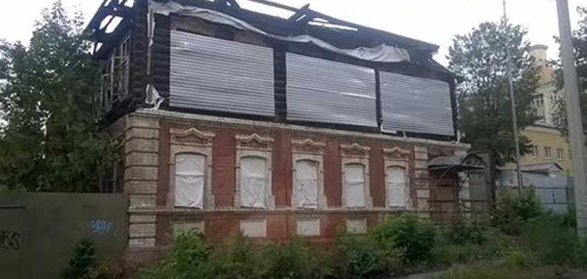 Администрация Ижевска продает здание бывшего военкомата на улице Вадима Сивкова