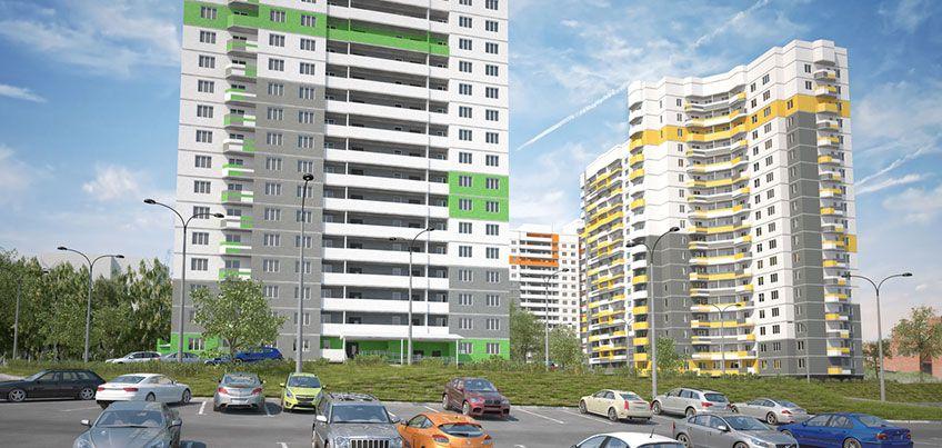 Квартиру в новых домах Комос-строй в Ижевске можно купить с помощью ипотеки Газпромбанка