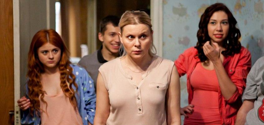 На канале ТНТ-Новый Регион стартует новый комедийный сериал «Ольга»