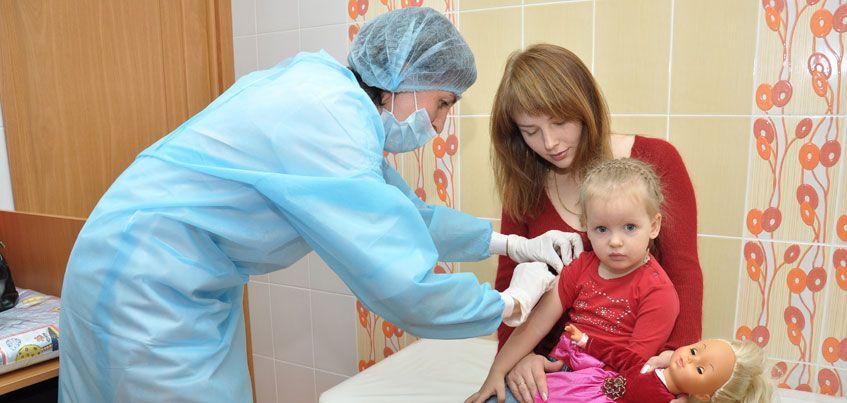 В Удмуртии уже 38,5 тысяч человек поставили прививки от гриппа