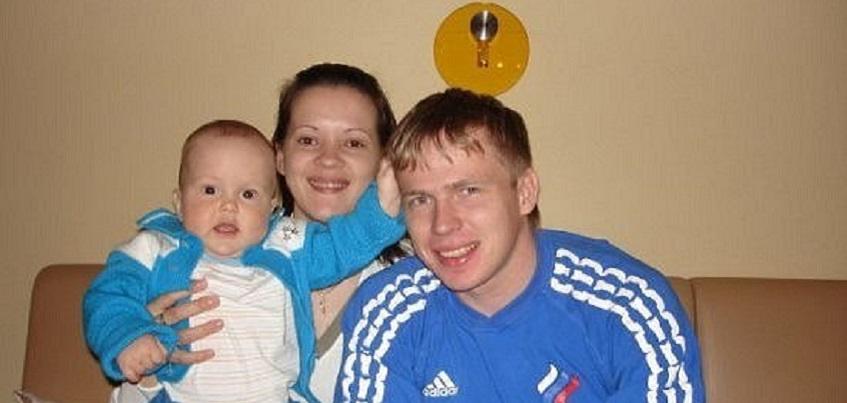 В семье биатлониста Ивана Черезова случилось пополнение