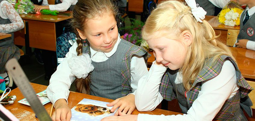 Детская неожиданность: зачем детям ходить в школу?