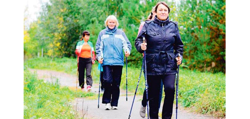 Основатель скандинавской ходьбы Марко Кантанева проведет мастер-класс в Удмуртии