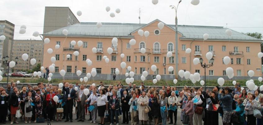 В Ижевске прошла акция к Дню солидарности в борьбе с терроризмом