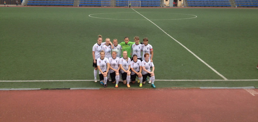 Футболистки ижевского «Торпедо» одержали победу в Екатеринбурге