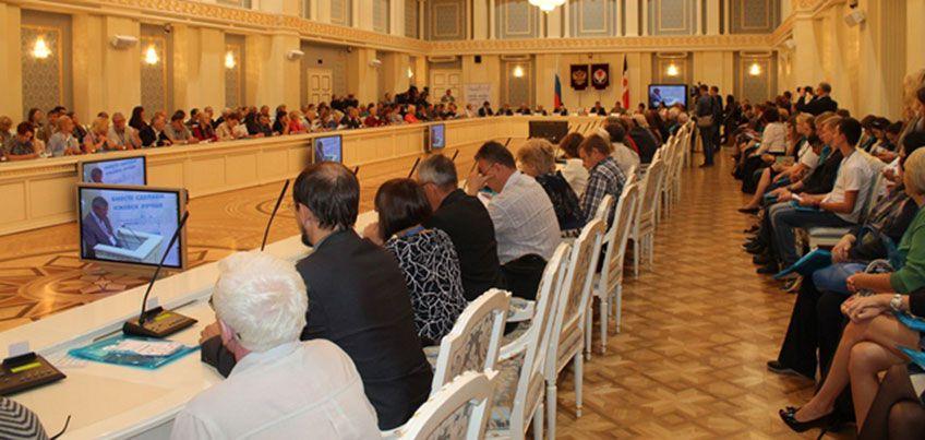 На форуме НКО Ижевска обсудили оказание социальных услуг населению