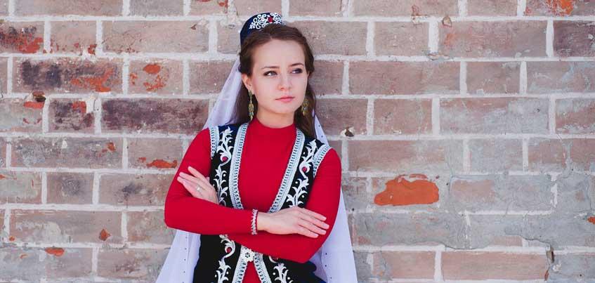 На международном конкурсе «Татар кызы» Ижевчанке достался титул «Мисс Вдохновение»
