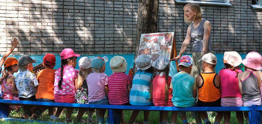 Кто имеет преимущества при получении путевки в детские сады Ижевска?