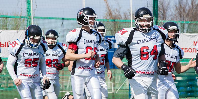 Американские футболисты из Ижевска выиграли второй раз подряд
